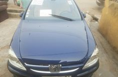 Peugeot 607 2004 Automatic Blue for sale
