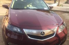 Acura TL 2011 SH-AWD Automatic Red