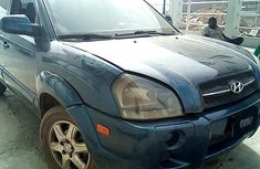 Almost brand new Hyundai Tucson 2005for sale