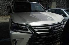 2017 Lexus LX Automatic Petrol well maintained  for sale