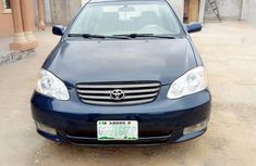 Toyota Corolla 2006 LE Blue for sale