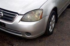 Nissan Altima 2002 Silver for sale