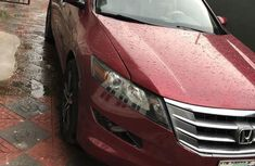 Honda Accord CrossTour 2012 Red for sale