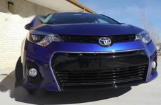 Toyota Corolla 2016 Blue for sale