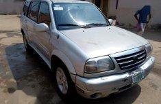 Suzuki XL-7 2002 Silver for sale