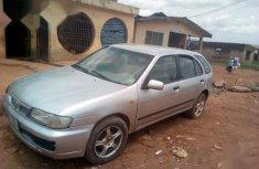 Nissan Almera 1.8 2000 Gray for sale