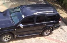 Toyota Land Cruiser Prado 2009 Black for sale