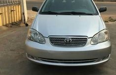 Clean tokunbo Toyota corolla for sale