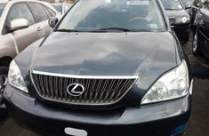 Foreign Used Lexus RX 330 2006 Model Gray for Sale