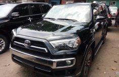 Foreign Used Toyota 4 Runner 2015 Model Black for Sale