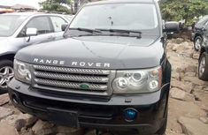 Foreign Used Land Rover Sport 2007 Model Black for Sale