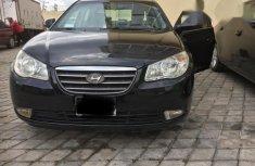 Hyundai Elantra 2.0 GLS Automatic 2009 Black for sale