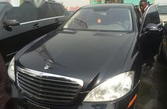 Tokunbo Clean Mercedes-Benz S550 2009 Black  for sale