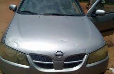Nissan Almera 2001 Silver for sale