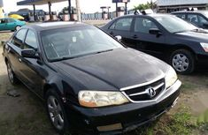 Acura CSX 2003 Black for sale