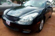 Lexus ES330 2004 Black for sale
