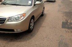 Hyundai Elantra 2007 Brown color for sale