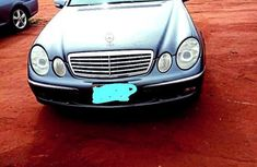 Mercedes-Benz E350 2006 Blue for sale