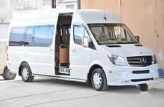 New Mercedes-Benz Sprinter 2018 White for sale