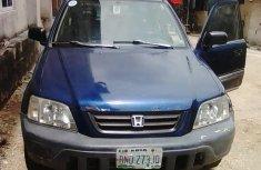 Honda CR-V 2002 EX 4WD Automatic Bluefor sale