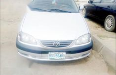Toyota Avensis 2002 2.0 D Verso Silver for sale
