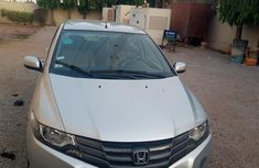 Honda City 2010 Silver for sale