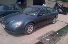 Nissan Altima 2002 Blue for sale