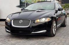 Jaguar XF 2013 3.0 AWD Black  for sale