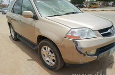 Acura MDX 2000 Gold for sale