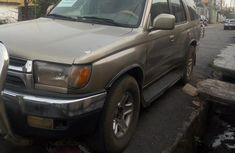 Toyota 4-Runner 2002 Brown for sale