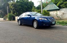 Toyota Camry 2007 Blue for sale