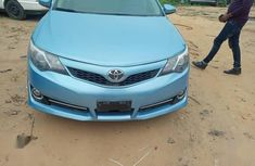 First Body Toyota Camry 2012 Blue for sale