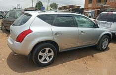 Toks Nissan Murano SL AWD 2005 Silver for sale