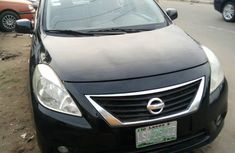 Nissan Almera 2013 Black for sale