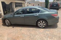 Honda Accord 2008 2.4 EX Automatic Green for sale