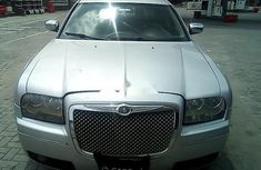 Chrysler 300C 2005 Silver for sale