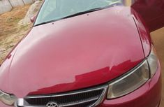 Toyota Solara 2004 Red for sale