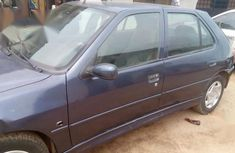 Peugeot 306 2005 Blue color for sale
