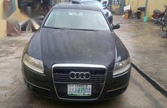 Audi A6 2006 2.4 Saloon Green color for sale