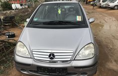 Mercedes Benz A160, foreign used, good condition low fuel consumption for urgent sale.