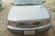 Audi A4 2001 1.6 Gray for sale