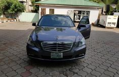 Mercedes-Benz E550 2010 Purple for sale
