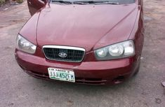 Hyundai Elantra 2001 Red for sale