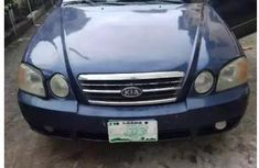 Kia Optima 2004 Blue for sale