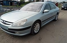 2004 Peugeot 607 Blue for sale