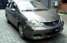 Honda City 2008 Grey for sale