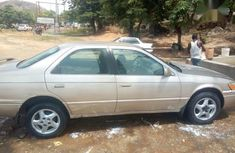 Toyota Camry 1999 Automatic Gold for sale
