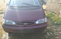 Ford Galaxy 2000 Red for sale