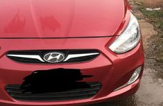 Hyundai Accent 2012 GLS Automatic Red for sale