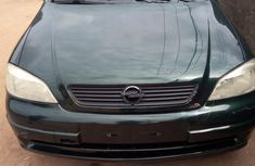 Opel Astra 2000 Green for sale